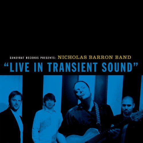 Live in Transient Sound album cover